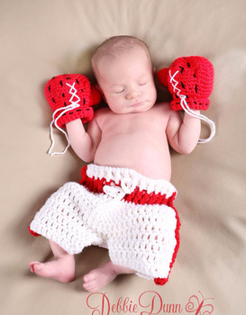 Boxing gloves Two-piece set