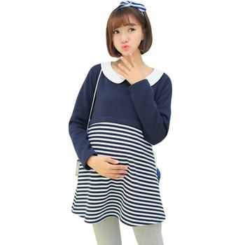 f13c021f0ee New Fashion design custom ladies pregnancy dresses maternity t shirts
