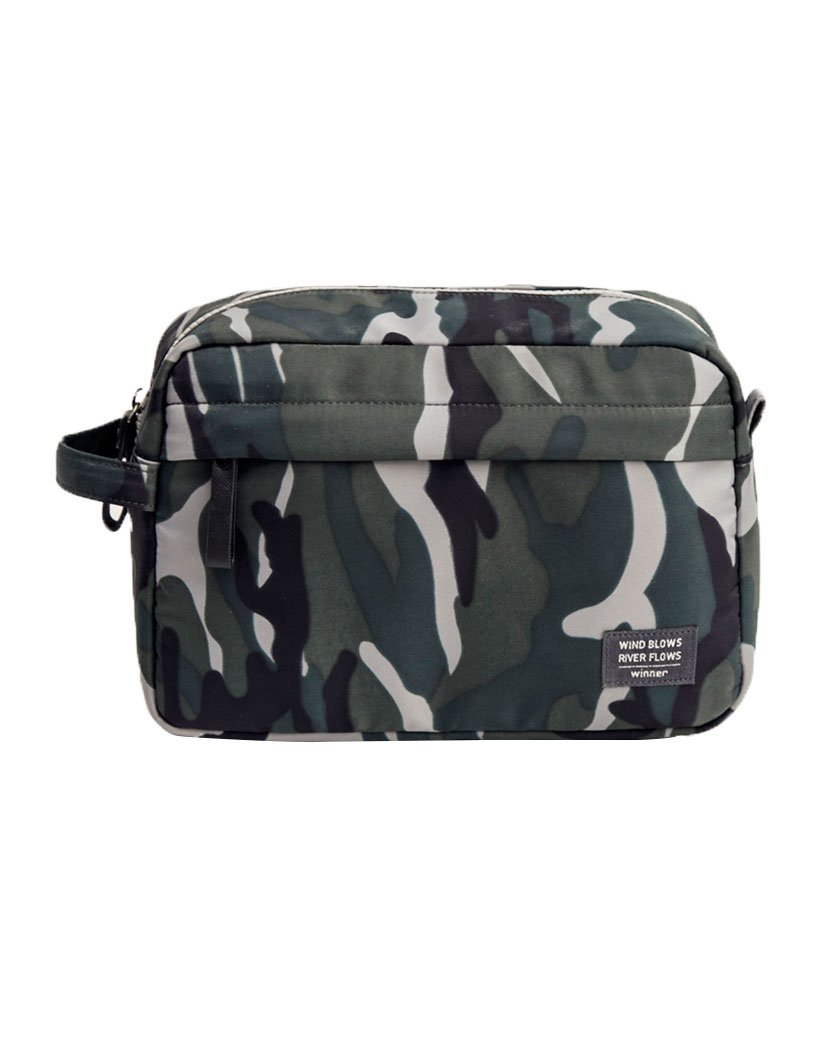 4e14a3a5f2 Canvas Men s Travel Toiletry Bag