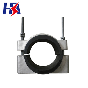 High Voltage JGW/JGH/JGWD Cable Cleat Aluminum Cable Cleat Power Cable Clamp