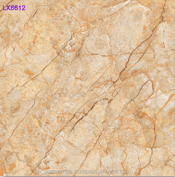 Heat Insulation High Quality Marble Vein Grinding Edge Floor Tile