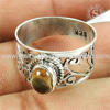 Glowing lemon quartz gemstone silver wholesale rings indian 925 sterling silver jewelry manufacturer