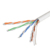 CAT5e Data Cable Blue rj45 Shielded Cat5 5e Aerial Cable With Messenger jelly filled outdoor Waterproof Ethernet Cable