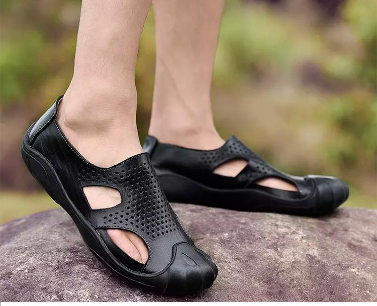China Wholesale Sandals Comfortable Pu Upper Fashion