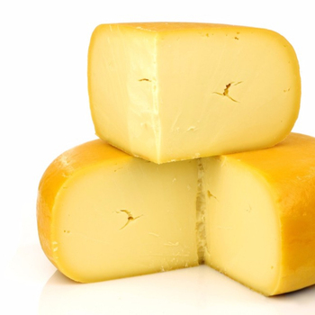 Polish Dairy Gouda Cheese first quality ISO HALAL KOSHER