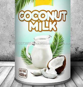 PREMIUM CANNED COCONUT MILK (Mr. Gray - Whatsapp: +84 327005456)