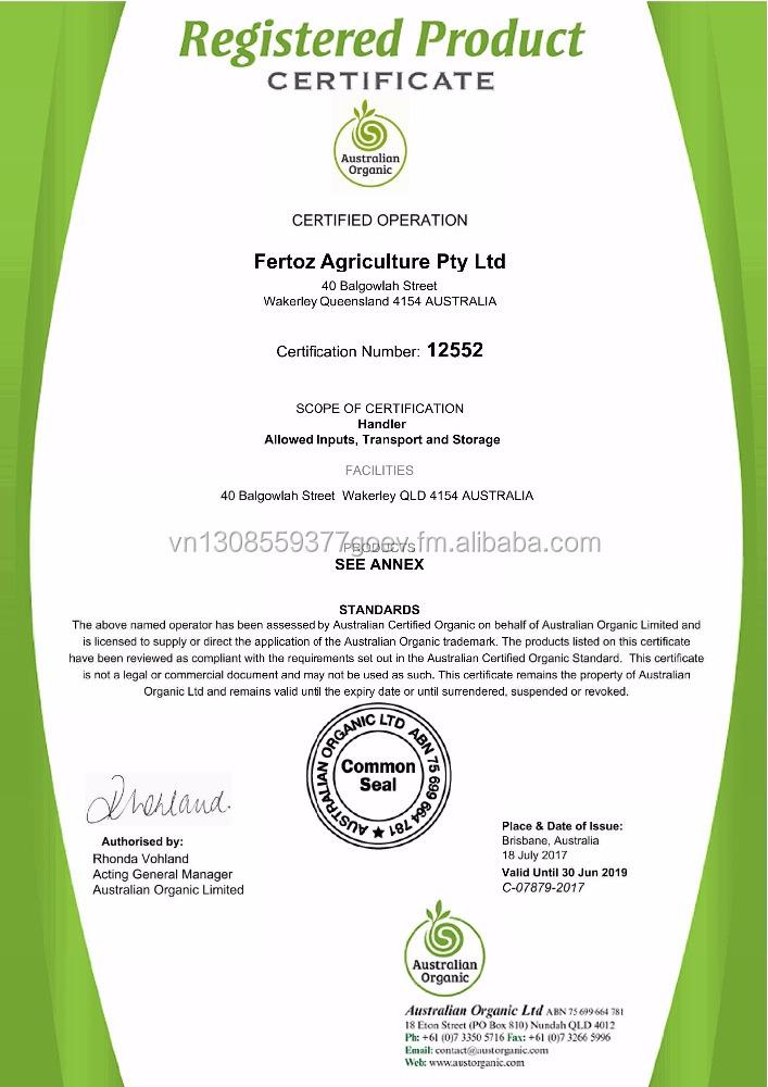 Vietnam Phosphate Fertilizer Companies, Vietnam Phosphate