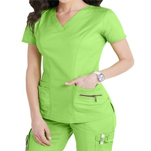 stylish hospital uniform custom nurse scrub uniforms color hospital dress