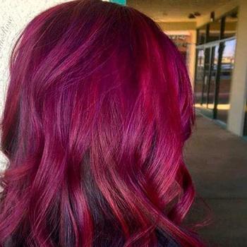 Henné Violet 100% naturel magenta cheveux couleur - buy 100% naturel magenta