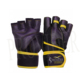Weight Lifting Sport Gloves Fitness Workout Leather