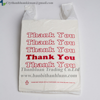 Promotion HDPE, LDPE, Cheap Price Plastic Bag with own Logo for shopping