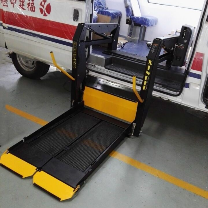 Wheelchair Lift For Car >> Wl D 880s Dual Arm Wheelchair Lift Car Lift Hoist For Van Buy For Disabled For Disabled For Disabled Product On Alibaba Com