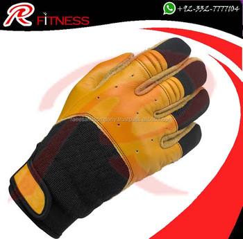 Manufacturers & Exporters | Leather Motorcycle Gloves in Pakistan