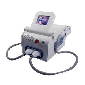 Factory price opt nd yag laser shr rf e light ipl beauty equipment for tattoo hair removal and skin rejuvenation