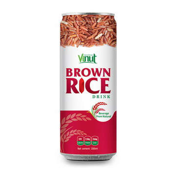 330ml Brown Rice Drink in Vietnam
