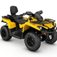 2019 CAN-AM OUTLANDER MAX 450 / 570