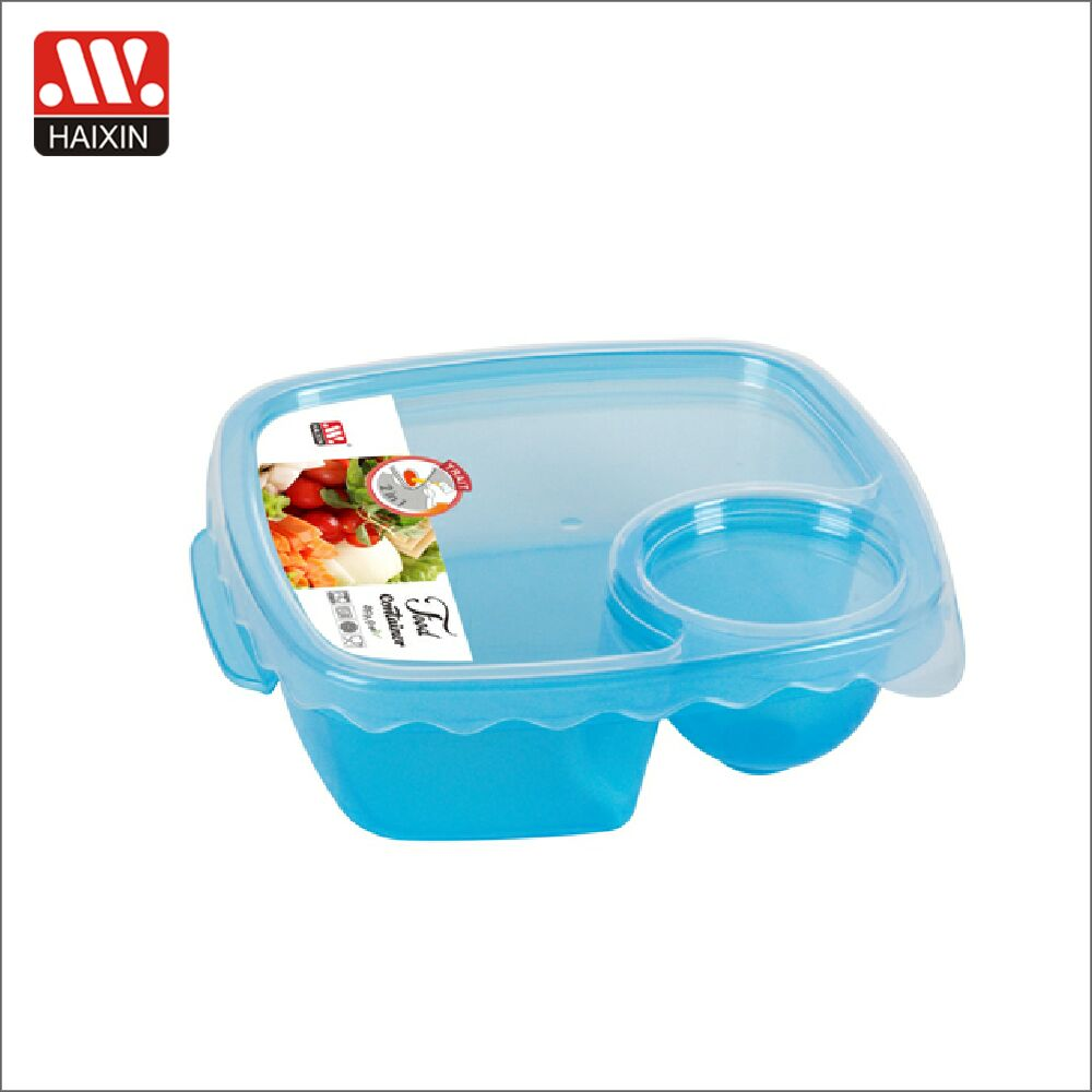 2019 Alimentar Lever Plastic Tableware Use Bento Lunch Box