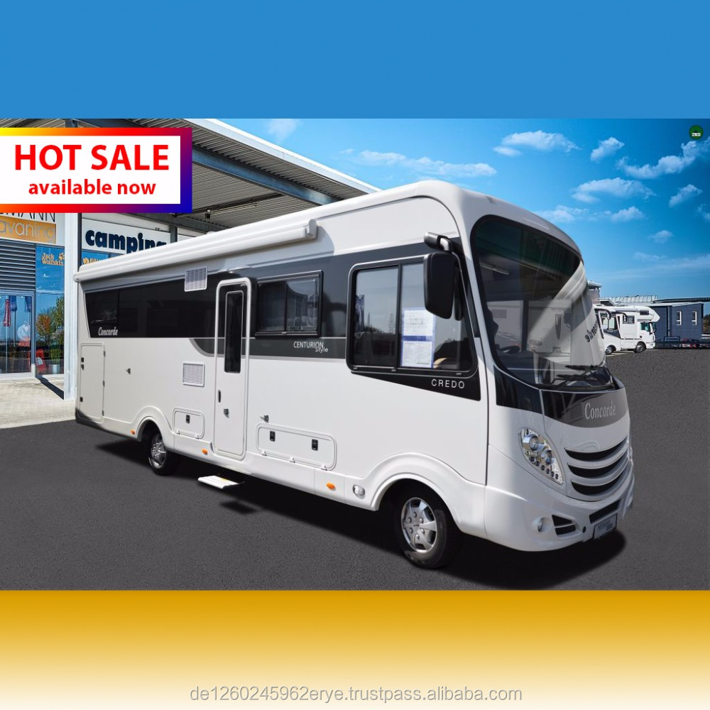 Rv Campers For Sale >> Rv Motorhome Concorde Credo 841 L Available Immediately Luxury Bus Made In Germany Buy Luxury Bus Luxury Caravan Motorhomes For Sale Product