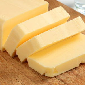 Unsalted and salted cow butter 82% in bulk