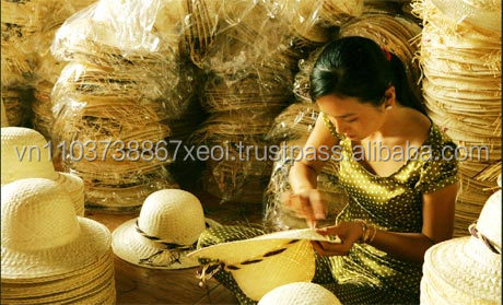 Straw Cowboy Hat Manufacturer in Vietnam