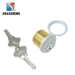 Manufacturer Mortise Lock Cylinder with Construction Key