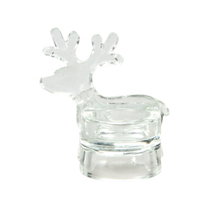 Hotsale deer shape candle holder for home decor
