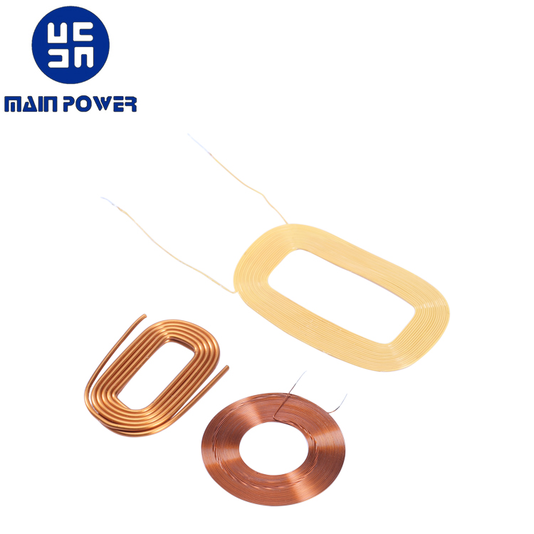 High Current Wireless Charger rfid air core coil
