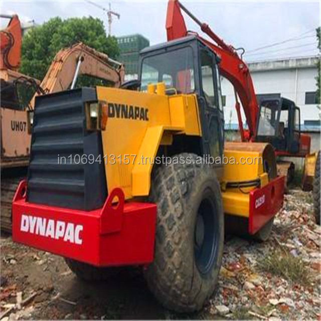 Sweden original engine and spare parts competitive price Dynapac CA25/CA500/CA30/CA251 road roller for sale