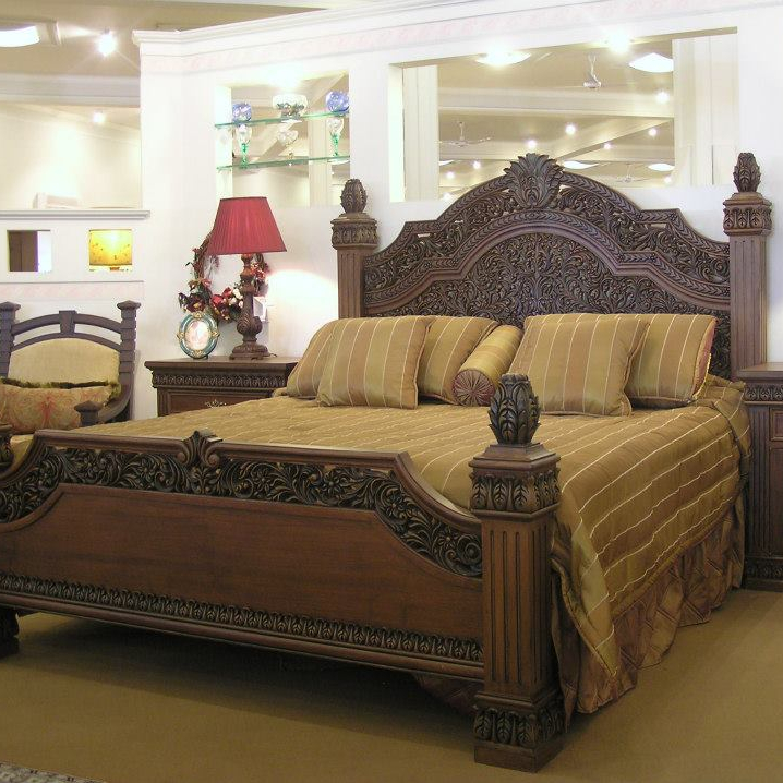 Prime Antique Wooden Carved Bedroom Sets Handmade Luxury Wood Bed Set Furniture Dark Polish Wooden Beds Polished Home Furniture Buy Elegant Carved Wood Beutiful Home Inspiration Ommitmahrainfo
