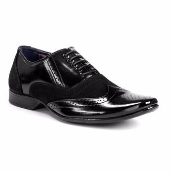 replicas Nueva York vende De Los Hombres De Encaje Negro-formal Y Semi Formal Completa Ala Oxford  Zapato Estilo Cubano Suela De Pu - Buy Zapatos De Estilo Nuevo,Zapatos De  ...