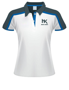 Men Slim Fit POLO Shirts Summer Solid Short Sleeve Casual T-shirt Work