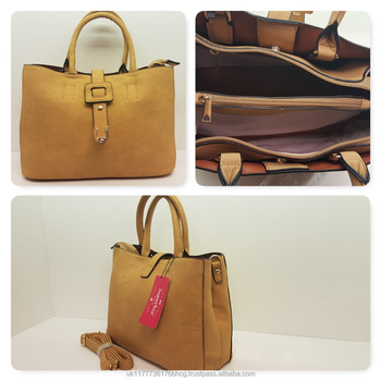 New fashion Soft PU leather women multi-compartment tote bag shoulder bag c91ff9da1d