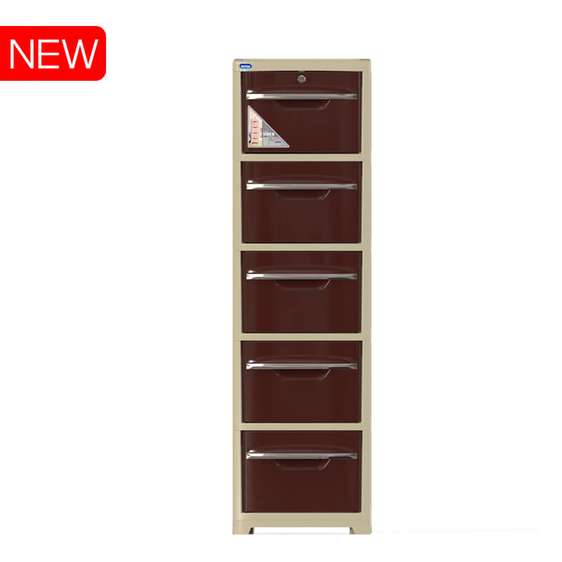 Cabinet 5 drawers No.H051/5 - Duy Tan Plastic company