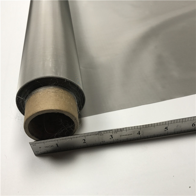 (High) 저 (Quality SS 304 35 Micron 325 Mesh Plain 짜 Stainless Steel 필터 Wire Mesh