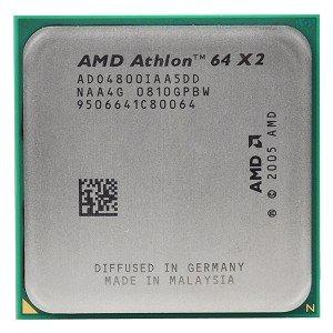 AMD Athlon 64 X2 Dual-Core 4800+ 2.5GHz Processor ADO4800IAA5DD