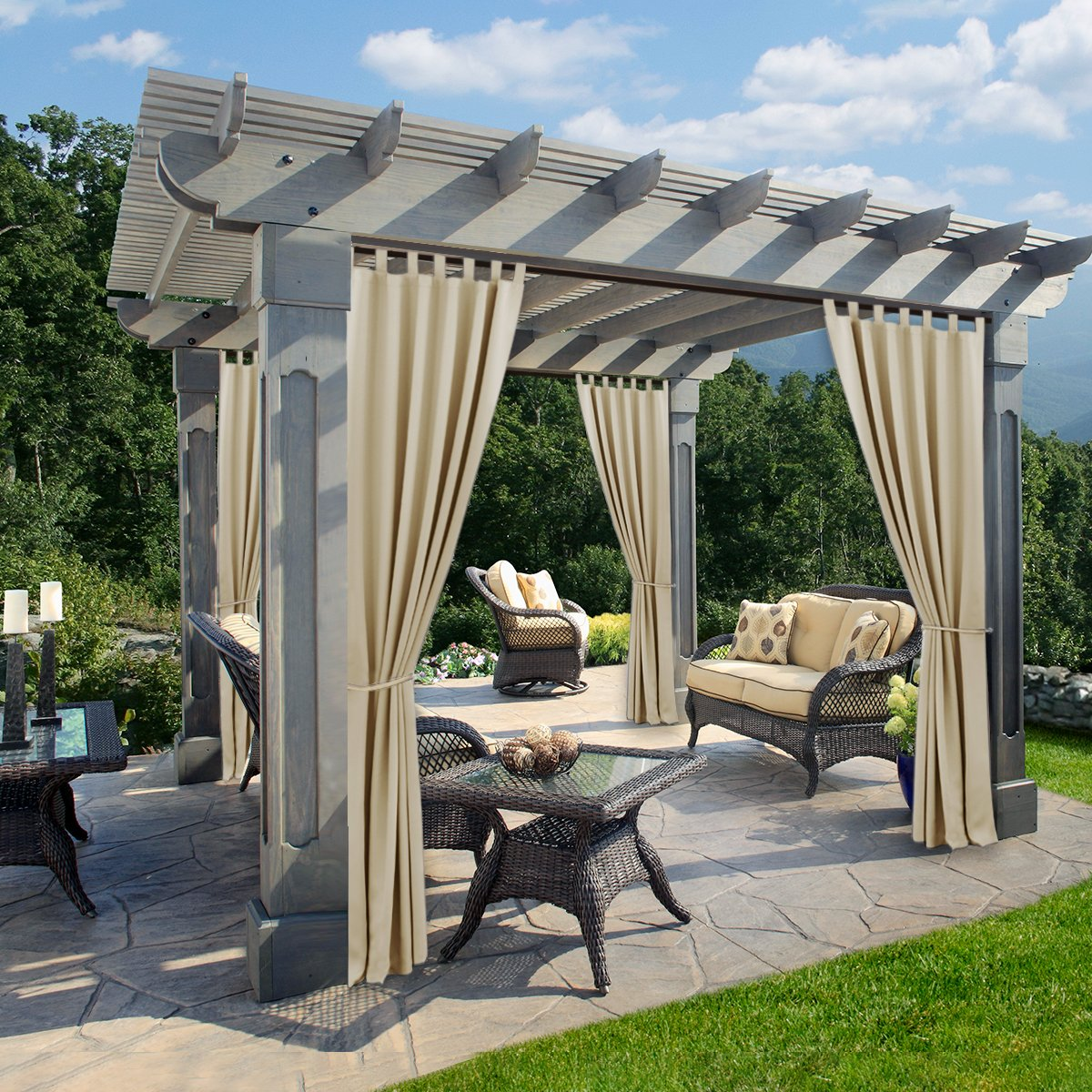 Cheap Patio Curtains Outdoor Find Patio Curtains Outdoor Deals On Line At Alibaba Com