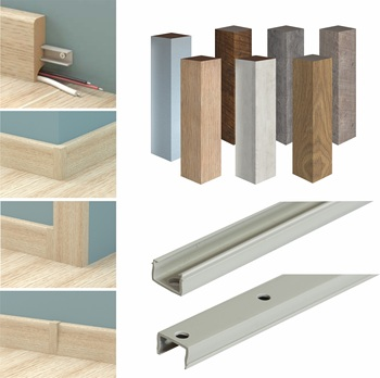 Skirting MDF SMARTPROFILE