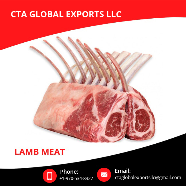 Trusted Exporter of Rich Protein Fresh Frozen Lamb Meat for Bulk Purchase