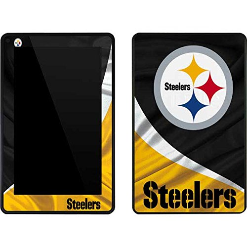 a2a2e20c274 Get Quotations · NFL Pittsburgh Steelers Kindle Fire Skin - Pittsburgh  Steelers Vinyl Decal Skin For Your Kindle Fire