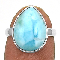 Larimar From Dominican Republic Supplier Sterling Silver Jewelry