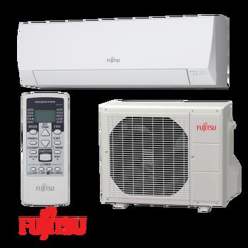 Inverter Air Conditioner Fujitsu Asyg12llcc Aoyg12llcc