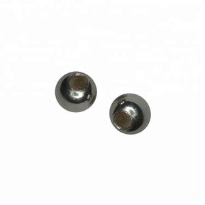 Wholesale Various High Quality 925 Sterling Silver Nugget Beads