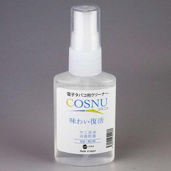 Iqos Liquid Cleaner Cosnu Made In Japan - Buy Iqos,Iqos Cleaningsticks,Iqos  Cleaning Liquid Product on Alibaba com