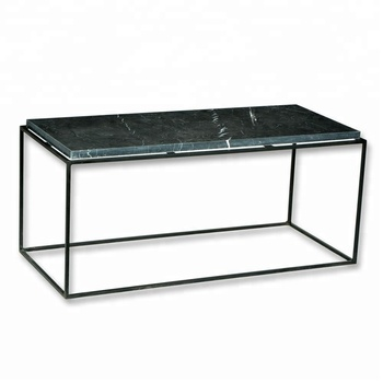 Italica Iron Marble Coffee Table Buy Marble Top Coffee Table