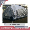 High Quality PVC Coated Fabric Top Open Container Canvas Cover