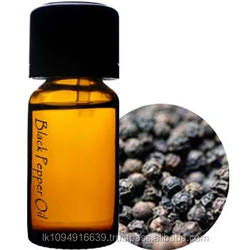Pure Organic Black Pepper Essential Oil