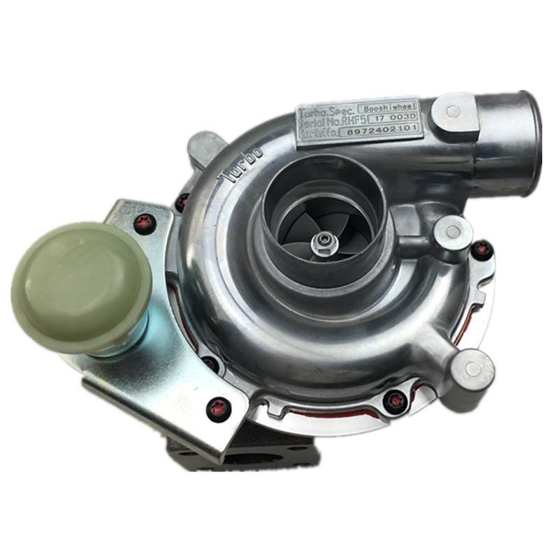 Турбокомпрессор RHF5 VC420037 4JA1 8972402101 8-97240210-1 турбо для дизельного двигателя isuzu D-max