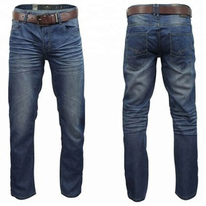 New men denim jean popular pant