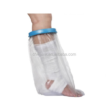 Disposable Foot/Leg Water Protector Cast Cover for Wound