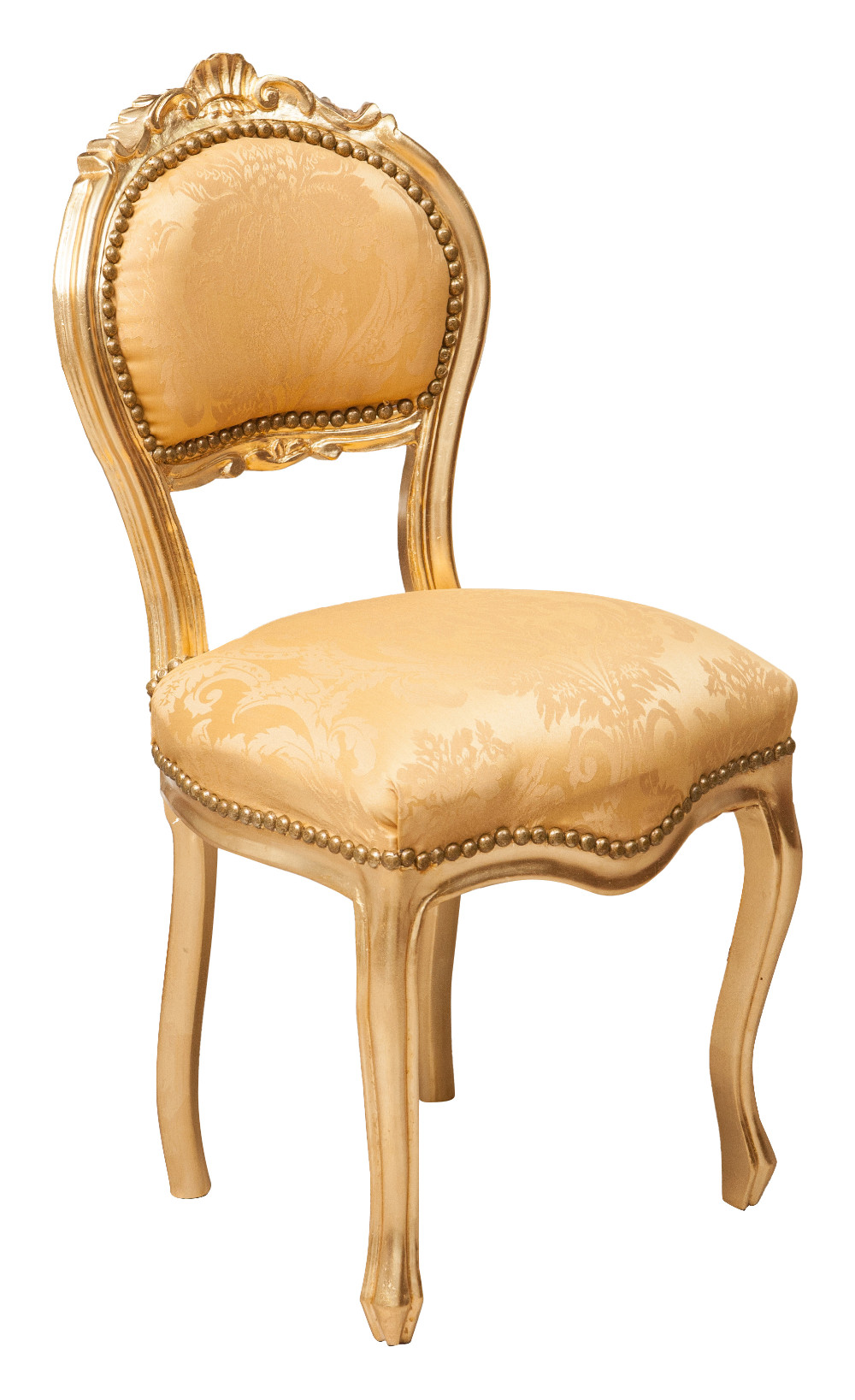 Biscottini International Art Trading louis xvi french style solid beech wood chair - buy wood